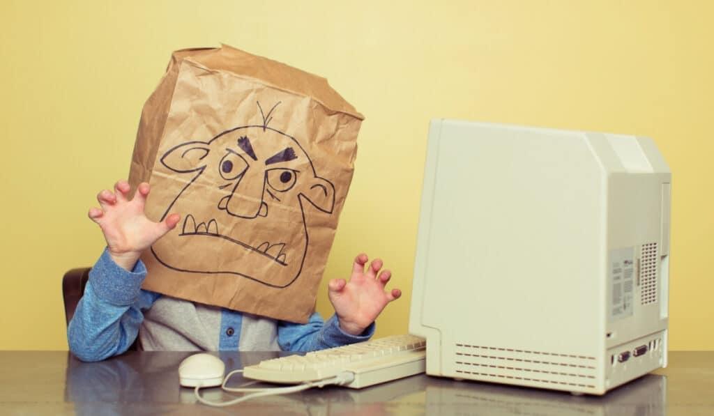 Troll de redes sociais