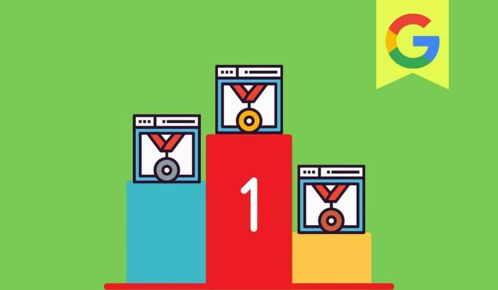 ranking google