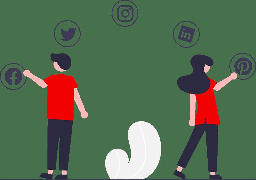 gerenciamento de rede sociais