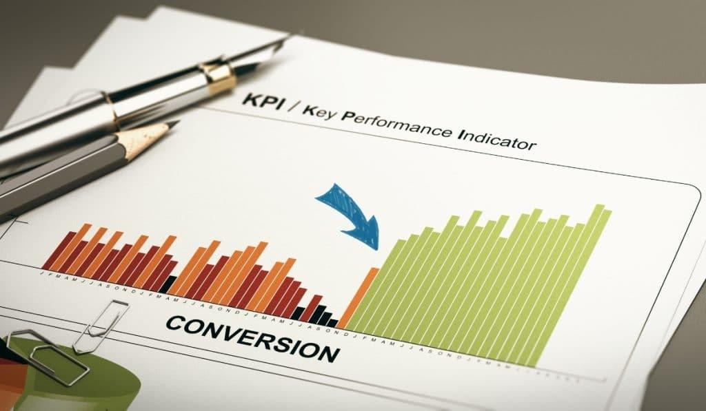 CRO e KPIs de marketing digital